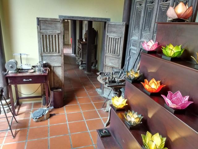 A look inside the ancient houses of Hoi An