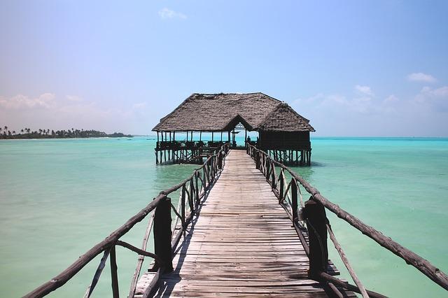 Untouched paradise of Zanzibar