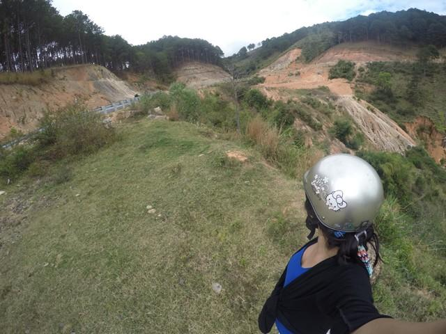 biking around dalat