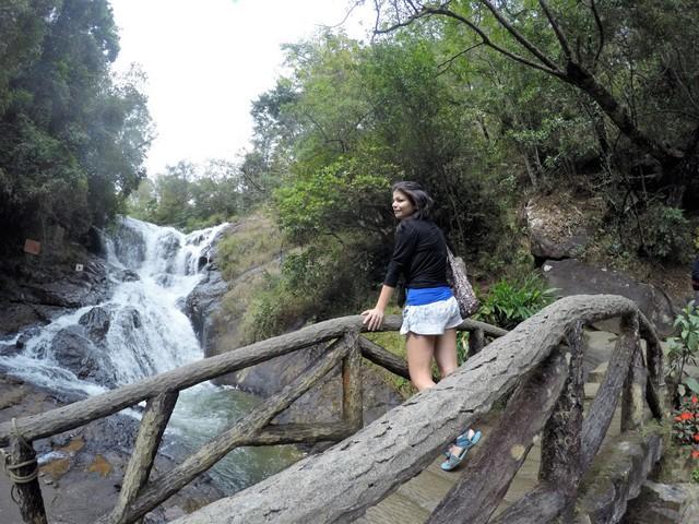 Datanla falls - first waterfall