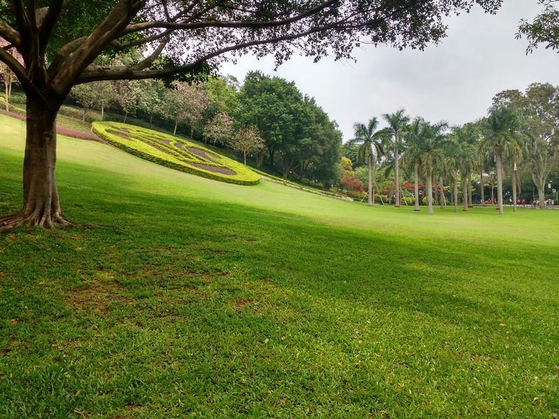 walk in garden baiyun