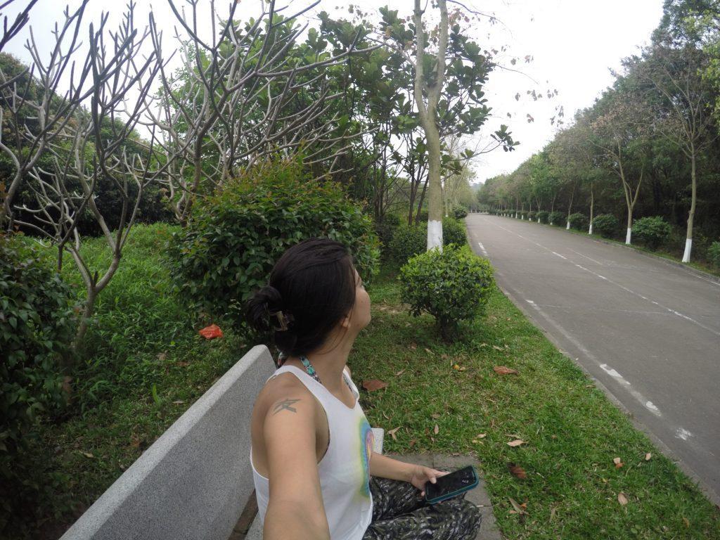 hike in nansha