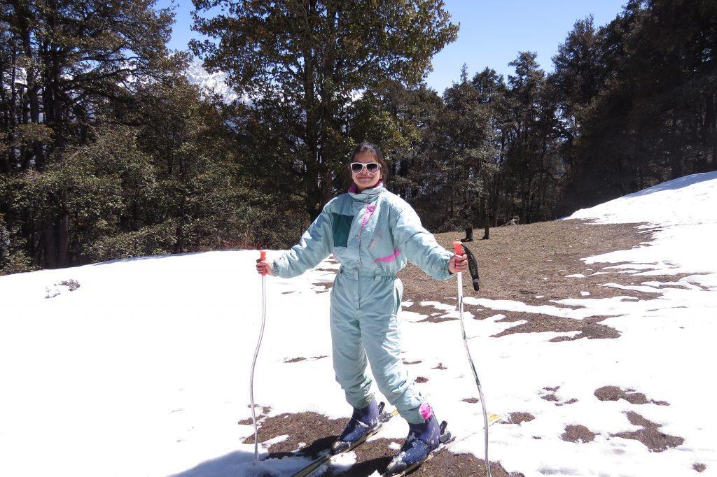 ski uniform