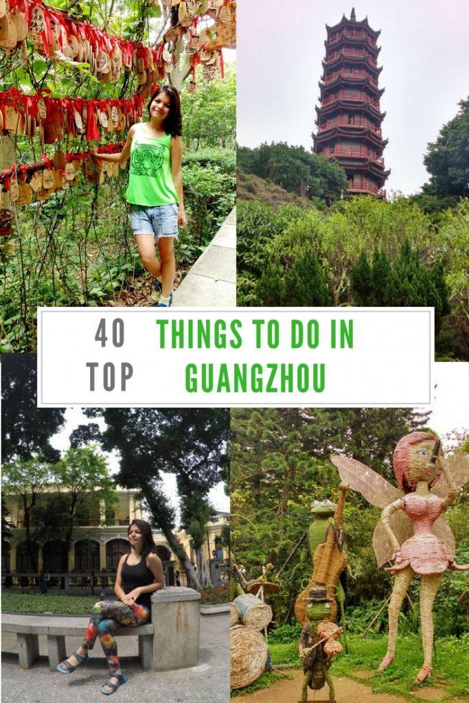 40 Amazing, cheap and Fun things to do in Guangzhou, China