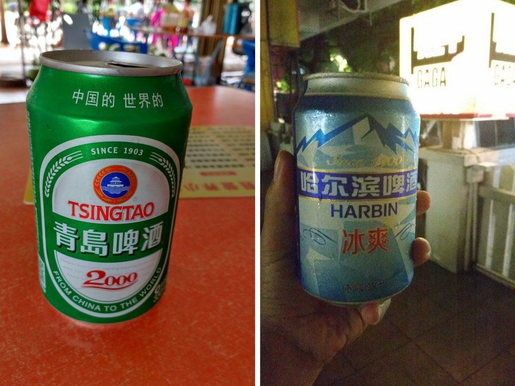 TsingTao and Harbin
