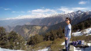high altitude trek