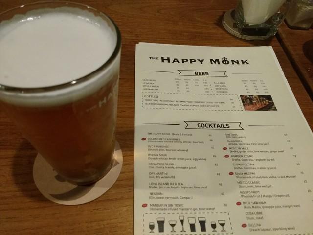 happy monk beer