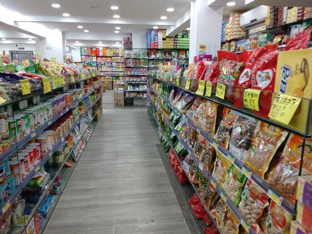 Supermarket in Guangzhou