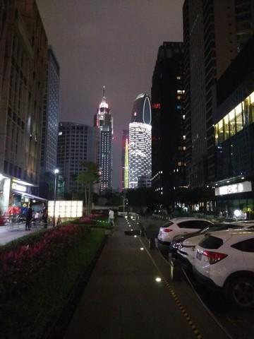 cityscape guangzhou