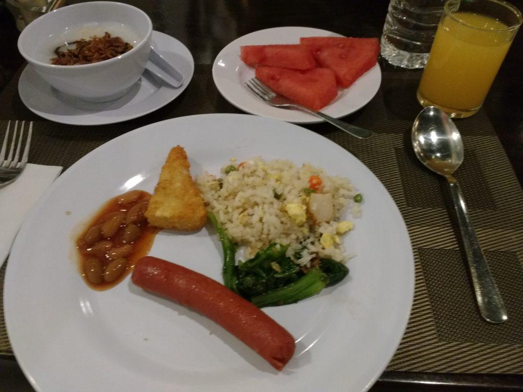 Bf buffet at citadines uplands kuching