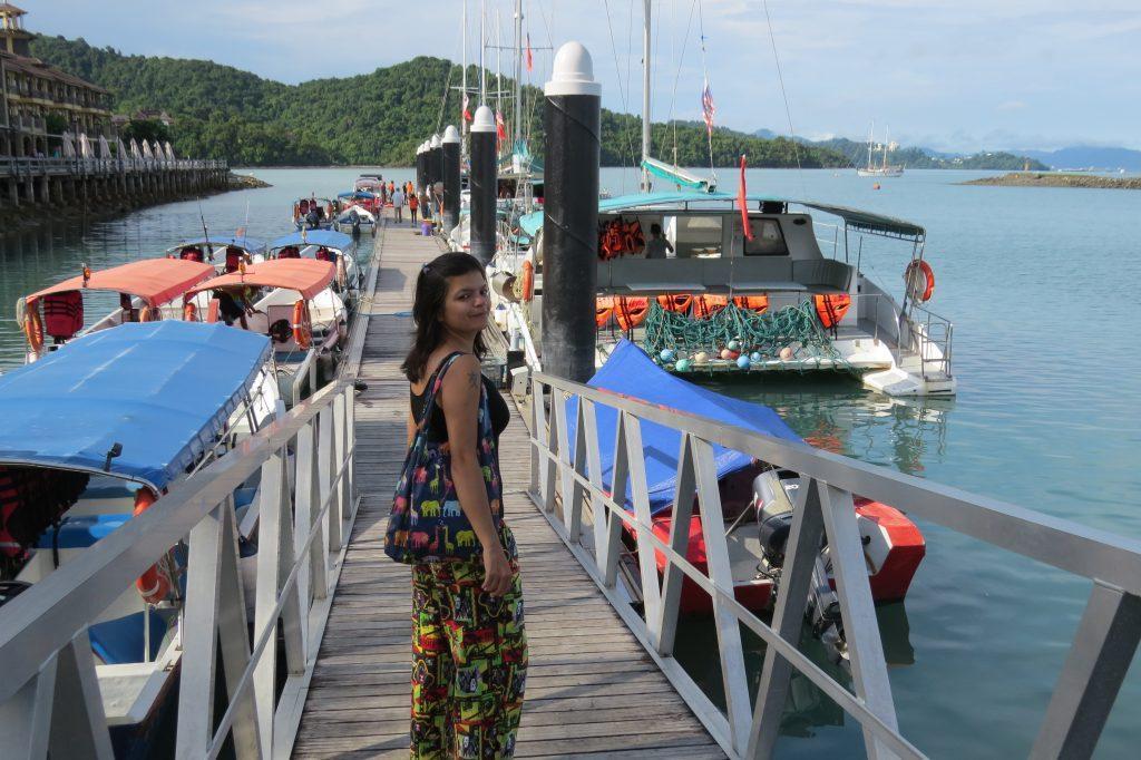 cruising in langkawi