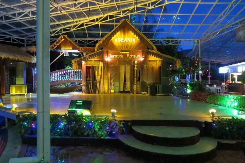cultural show aseania resort