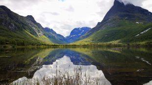 stunning fjords