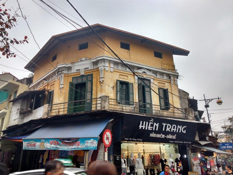A walk around Hanoi's Old Quarter
