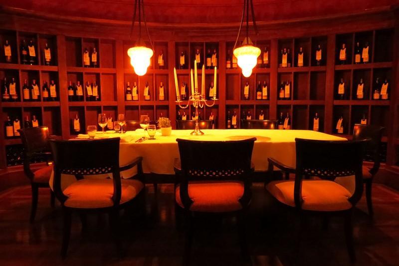 Classy decor at Villa Danieli