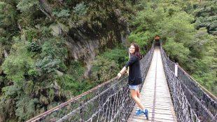 solo travel taiwan