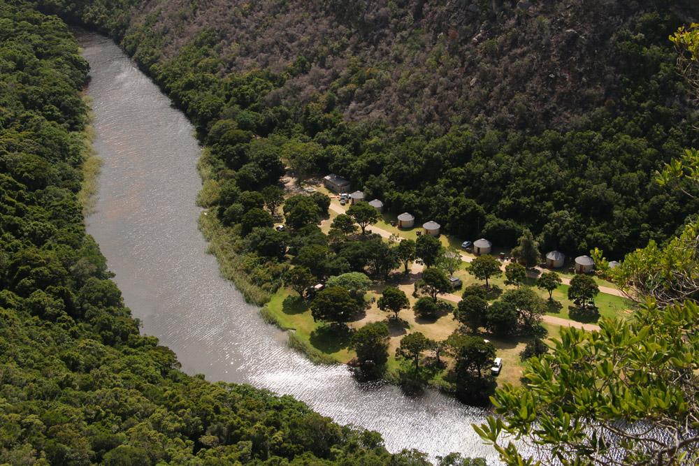 Paragliding-Garden-Route South-Africa