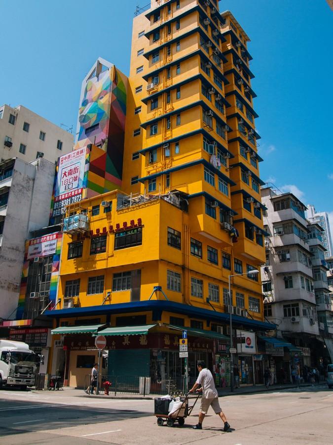 best hong kong food tour